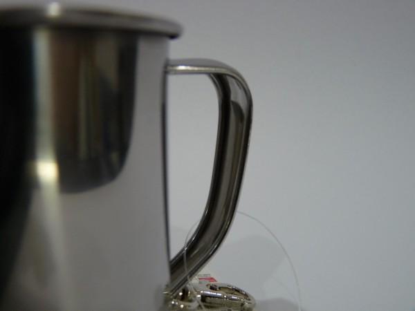百均浪漫・450ccステンレスマグカップ