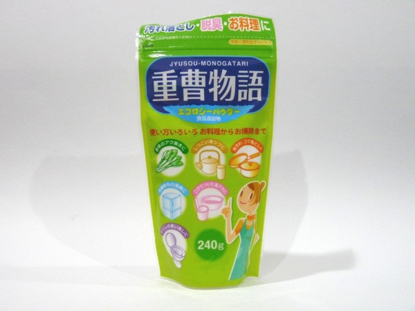 百均浪漫・重曹240g