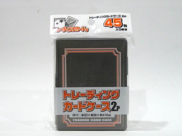 百均浪漫・トレーディングカードケース2P