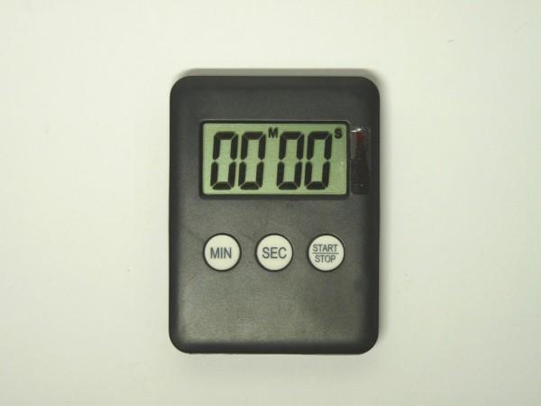 百均浪漫◆電源スイッチ付き・カウントダウン/アップ・キッチンタイマー