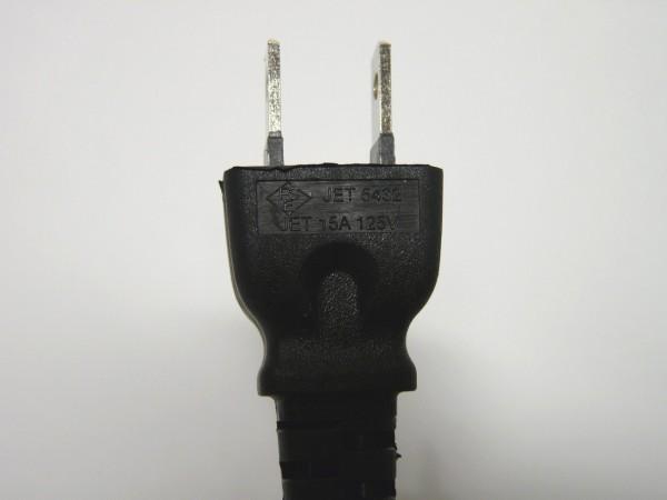 百均浪漫◆3個口タップ付延長コード 30cm