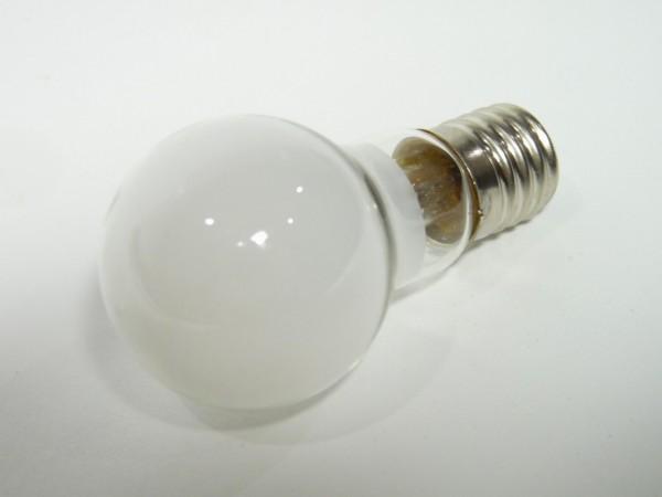 百均浪漫◆口金E17形ミニクリプトン球60Wホワイト