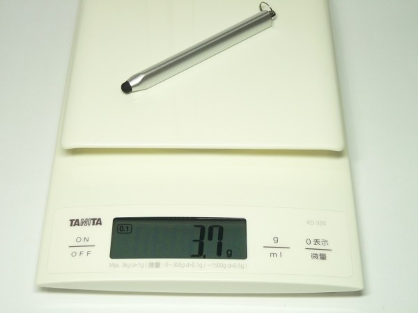 百均浪漫◆丸七トライアングルタッチペン