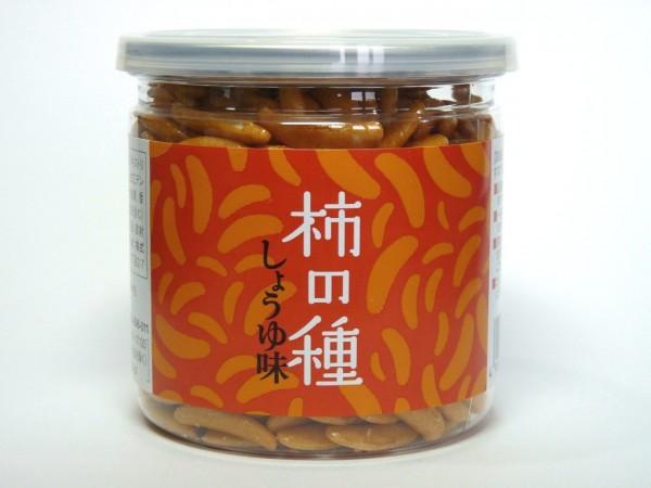 百均浪漫◆友口 柿の種 しょうゆ味 120g