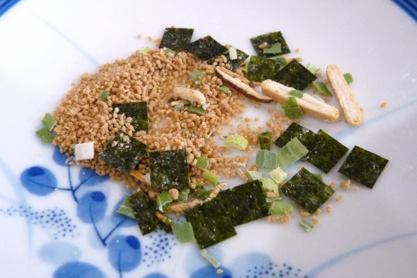 百均浪漫◆永谷園 松茸の味 お吸いもの