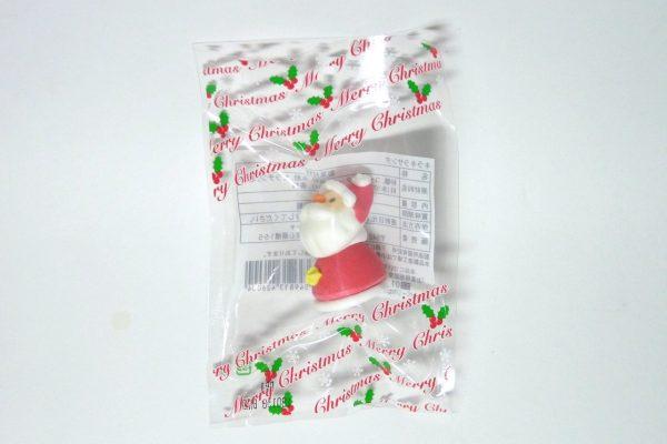 百均浪漫◆クリスマスケーキ 飾りのサンタをダイソーで発見!