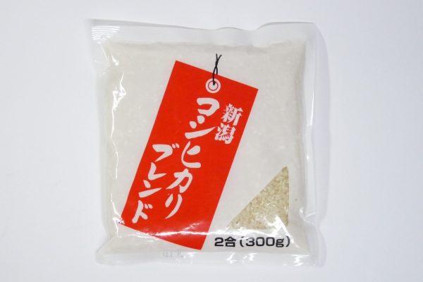 百均浪漫◆株式会社 細山商店 新潟 コシヒカリ ブレンド 2合