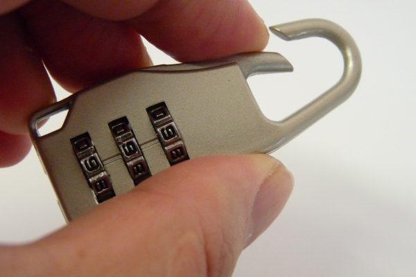百均浪漫◆レモン スマートロック。開錠番号設定方法。