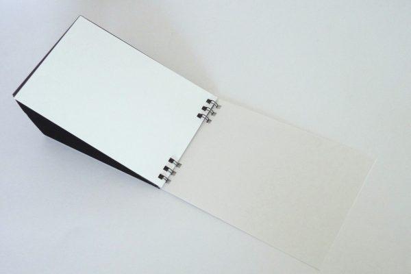 百均浪漫◆卓上ホワイトボード。
