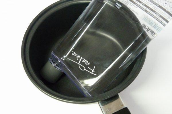 百均浪漫◆ダイソー スリムボトル(約350mL)。水漏れテスト。
