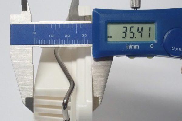 百均浪漫◆日本製!卵切り器。サイズ測定。