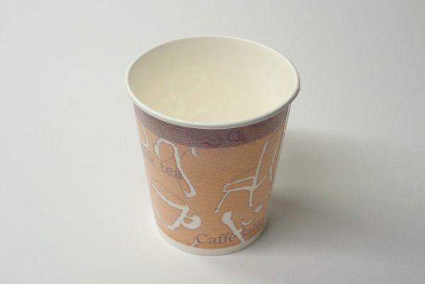 百均浪漫◆セリア断熱カップ 250ml 7個入。製品詳細写真。
