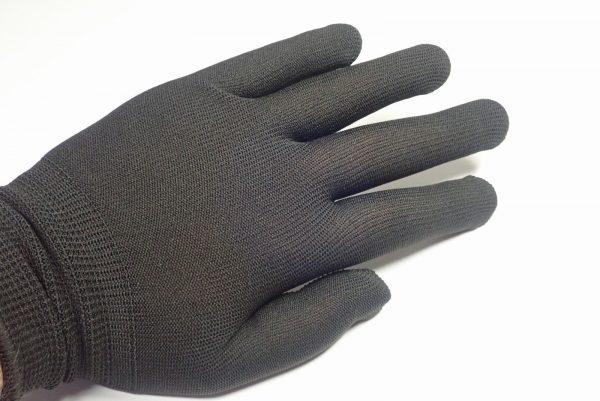 百均浪漫◆すべり止め付きぴたっと手袋。結構、ぴったり。