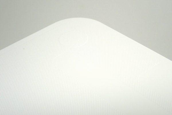 百均浪漫◆ミニサイズのシートまな板。まな板詳細写真。