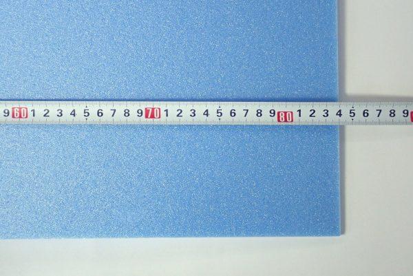 百均浪漫◆ダイソー・カラーボード。サイズ測定。