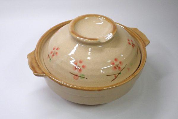 百均浪漫◆一人用土鍋、108円!土鍋チェック。