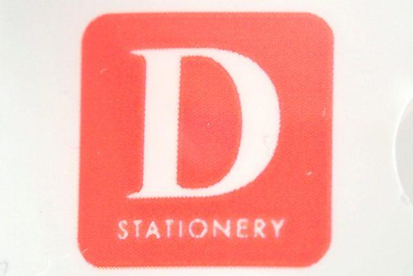 百均浪漫◆プラチナ万年筆ペイントマーカー。パッケージ表側詳細写真。D STATIONERY。