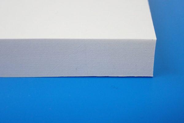 百均浪漫◆白い付箋紙75x75 120枚。接着部分は盛り上がりなし。