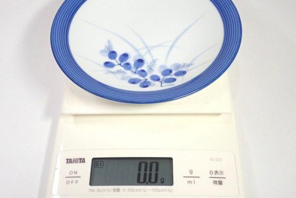 百均浪漫◆三和製玉 だし巻卵焼。重さ測定。