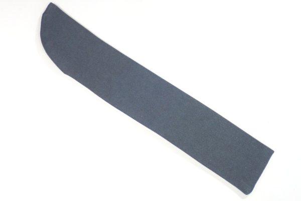 百均浪漫◆扇子袋23cm扇子用。本体裏側。