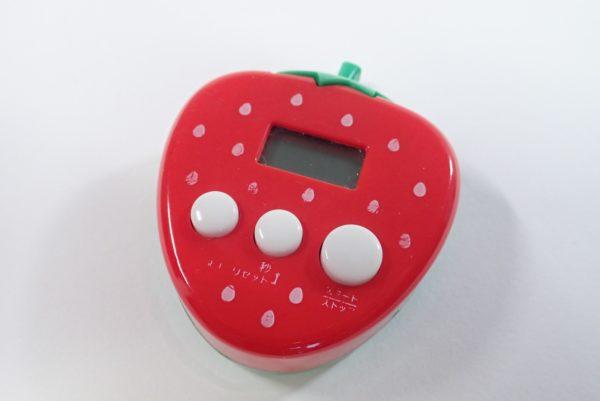 百均浪漫◆アルカリボタン電池LR44。100均タイマーの電池を入れ替えてみた。