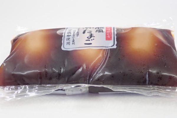 百均浪漫◆煮豚風煮たまご3個入。